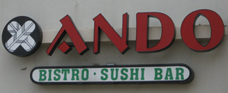 Ando Japanese Restaurant and Sushi Bar